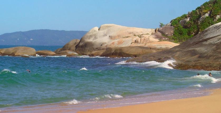 praias de nudismo
