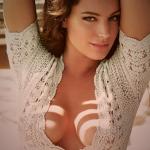 uma mulher atraente
