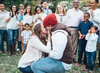 como pedir em casamento