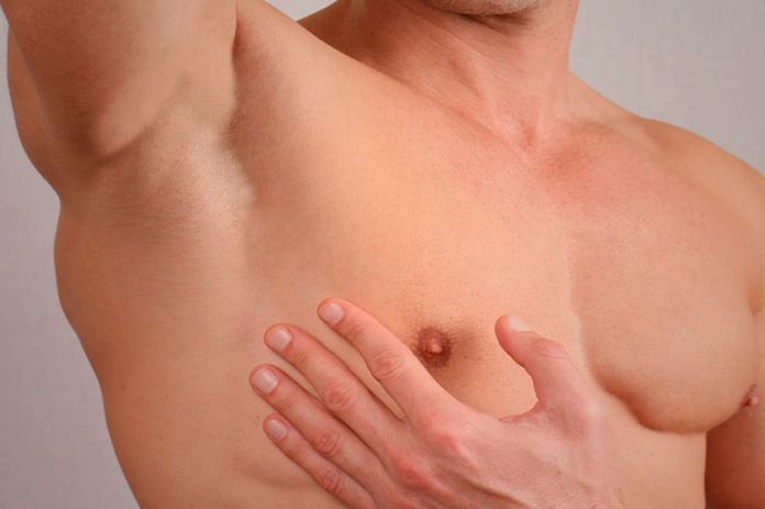 depilação masculina