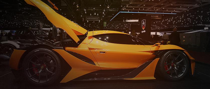 carros mais caros do mundo