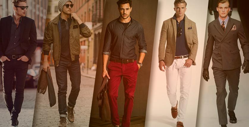 marcas de roupas masculinas