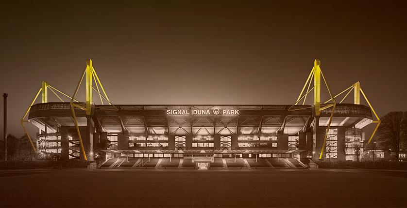 estádios de futebol