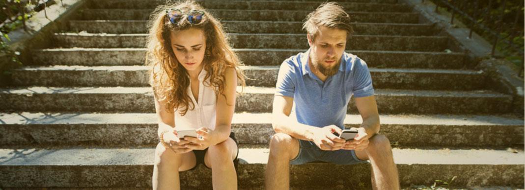 o whatsapp destrói relacionamentos