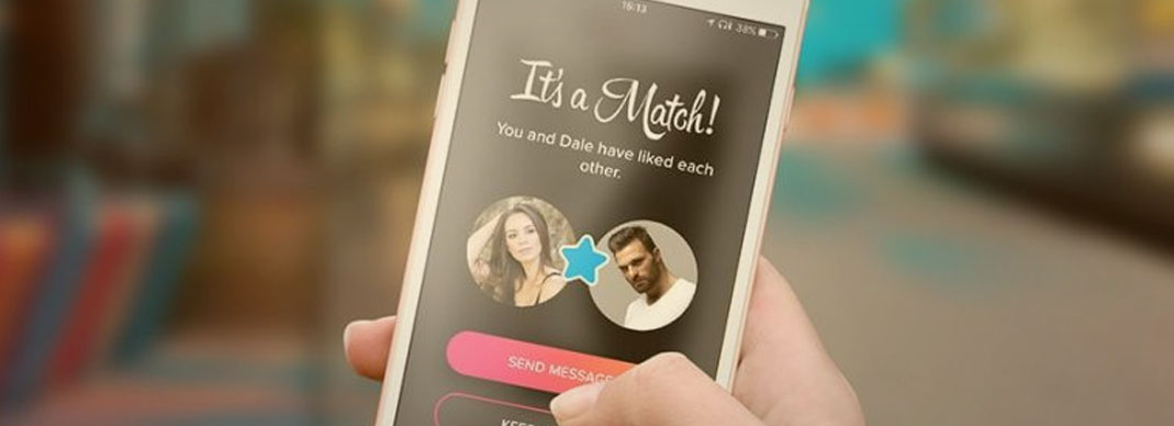 aplicativo de relacionamento tinder